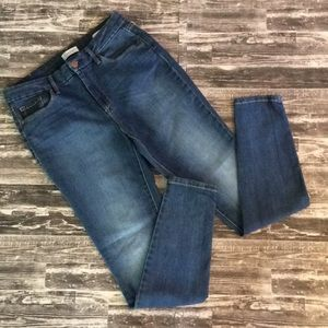 Jessica Simpson size 6 High rise skinny jeans jean